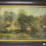 Paintings by Edward Arthur Walton at September sale