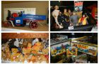 Excellent Collection of Dinky, Action Man, Play People and other toys