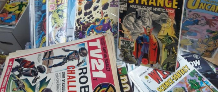 Day 3 of Ultimate Hoarders Auction – Saturday 24th October 9am