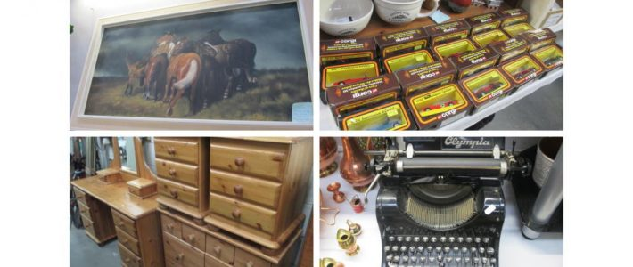 Antiques & Collectors auction Saturday 28th November 9am