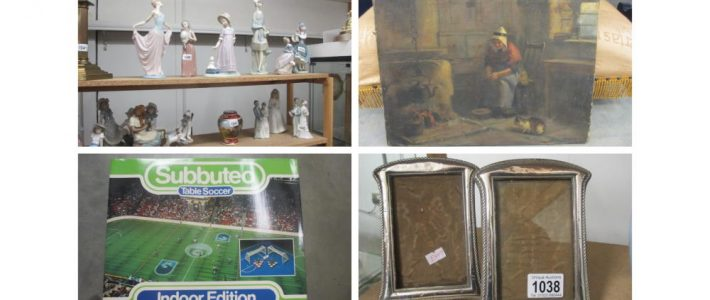 Antiques & Collectors auction Sunday 29th November 9am