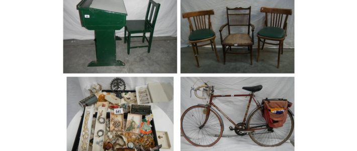 Antiques, Collectors & General Clearance Auction 7th December