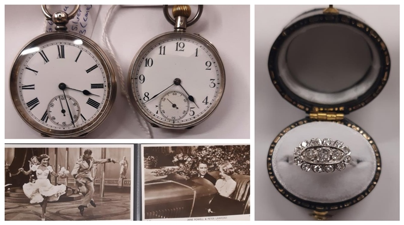 Three day Antiques & Collectors Auction January 22nd, 23rd and 24th