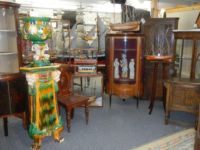 Display from the auction