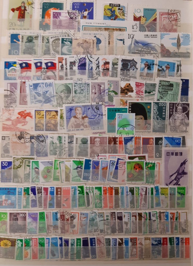 An Enormous Collection of Stamps Coming to Auction