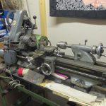 Lathes and large collection of tools