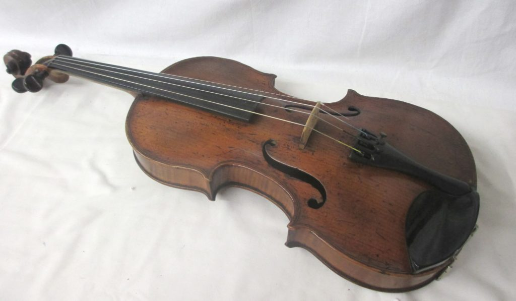 19th C violin