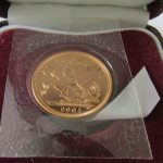 A 2001 sovereign