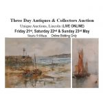Antiques, Collectors & General Auction May 21st, 22nd and 23rd