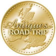 antiques road trip logo