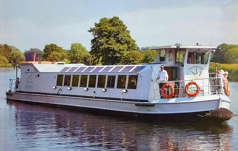 River Cruiser Coming to Auction
