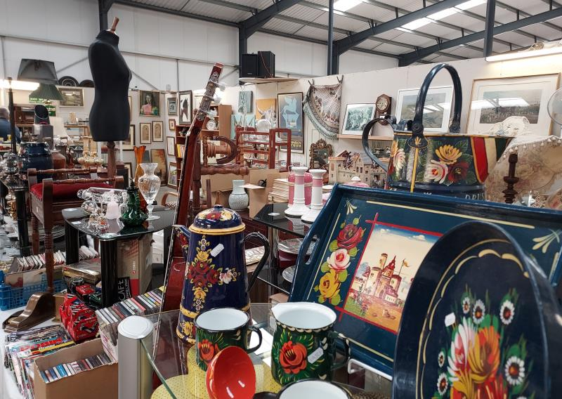 Saturday 25th September – Antiques, Collectables and General Auction