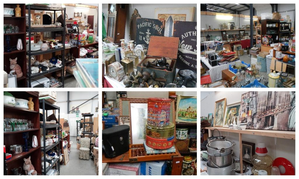 Exciting Wednesday Evening Auction  – 6th October