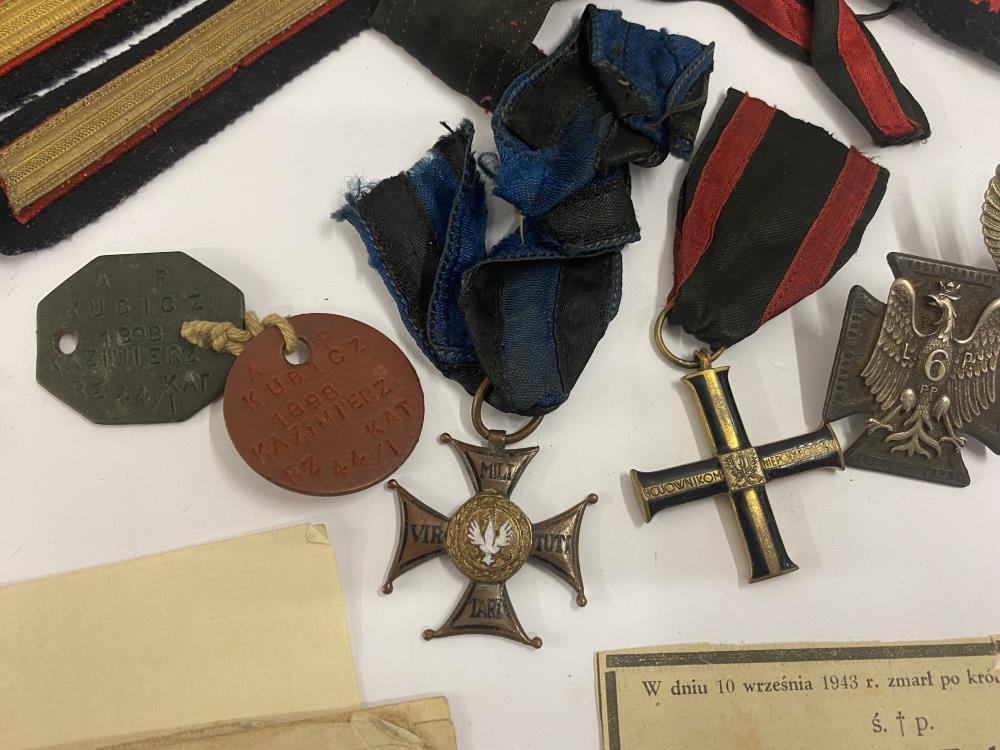 War Order of Virtuti Militari medal